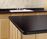 Countertop Deep Tint Black